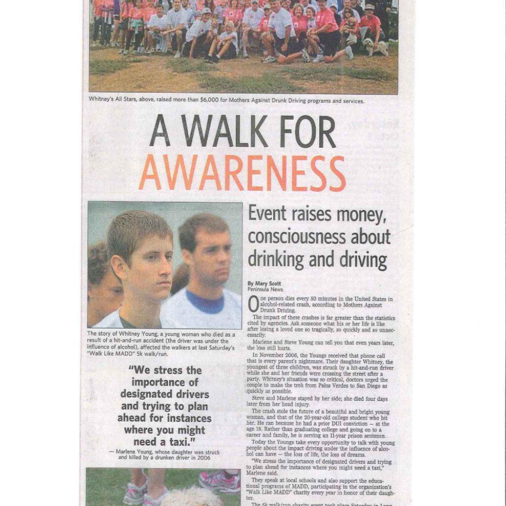 MADD-Walk-Peninsula-News